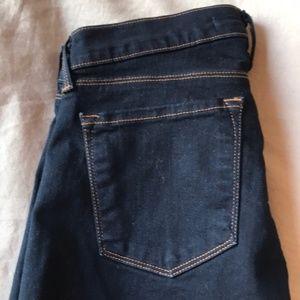 J Brand Jeans Denim BROOKE Mid Rise AURA 29